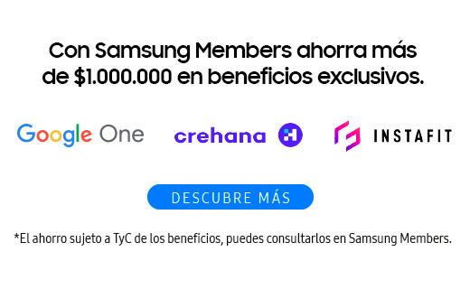 Beneficio Samsung Alkosto