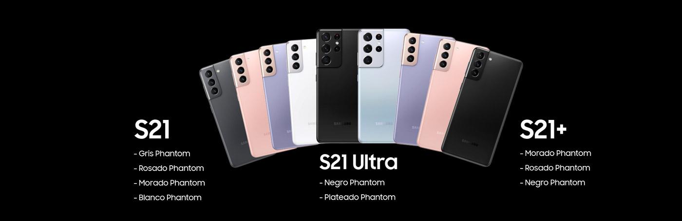 Galaxy S21 Samsung Alkosto