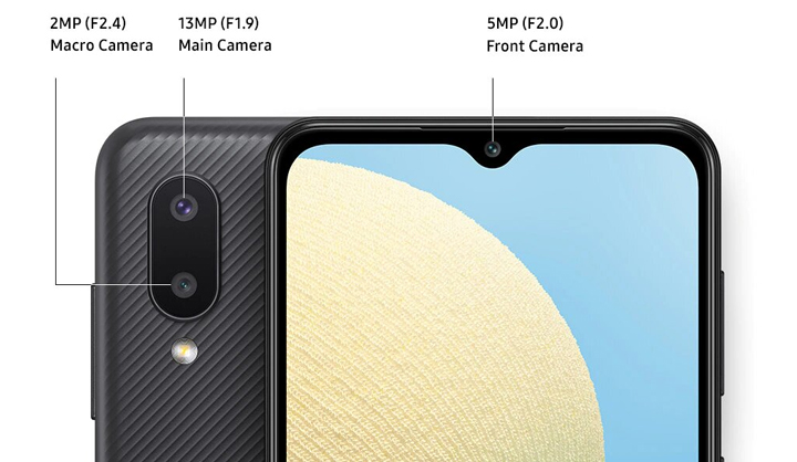 Galaxy A02 Samsung Alkosto