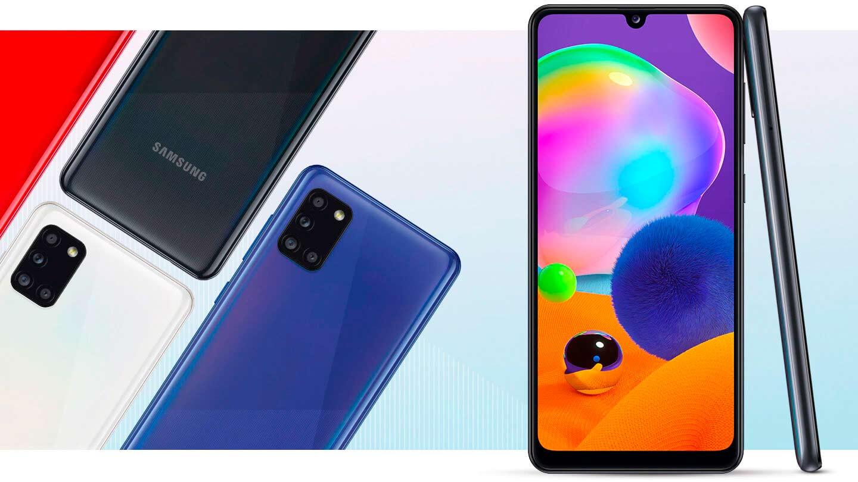 Galaxy A01 Samsung Alkosto