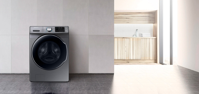 Lavadora Secadora Samsung Alkosto WD18-6