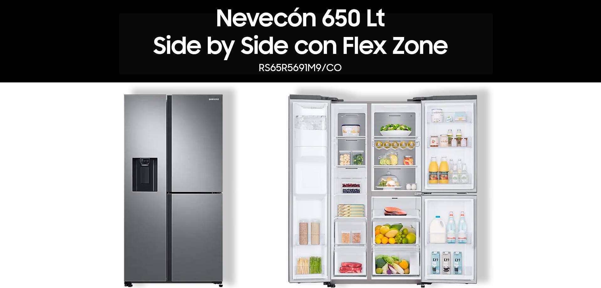 Nevecon-Samsung-RS65R5691M9-Alkosto-1
