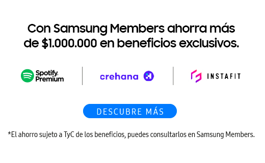 Beneficio Samsung Alkosto