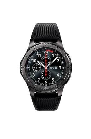 1da436c9d2ae Reloj SAMSUNG Gear S3 Frontier Negro Alkosto Tienda Online